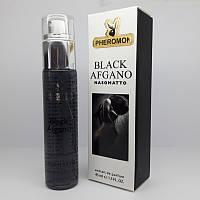Мини-парфюм с феромонами Nasomatto Black Afgano (Насоматто Блэк Афгано), 45ml