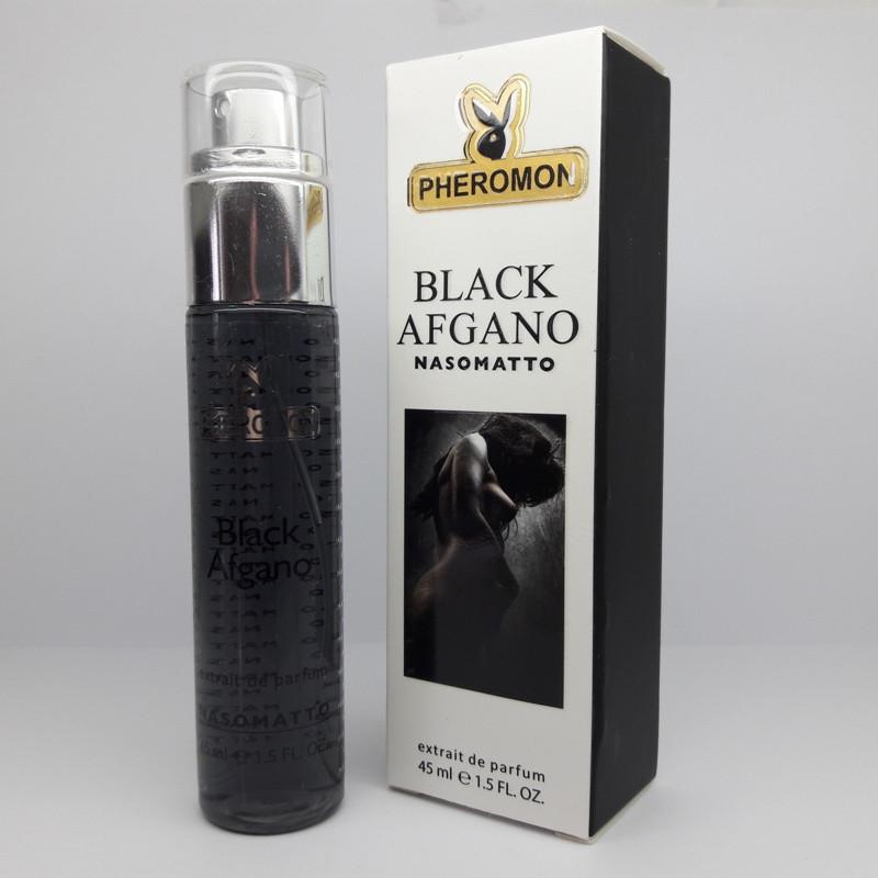 мини парфюм с феромонами Nasomatto Black Afgano насоматто блэк