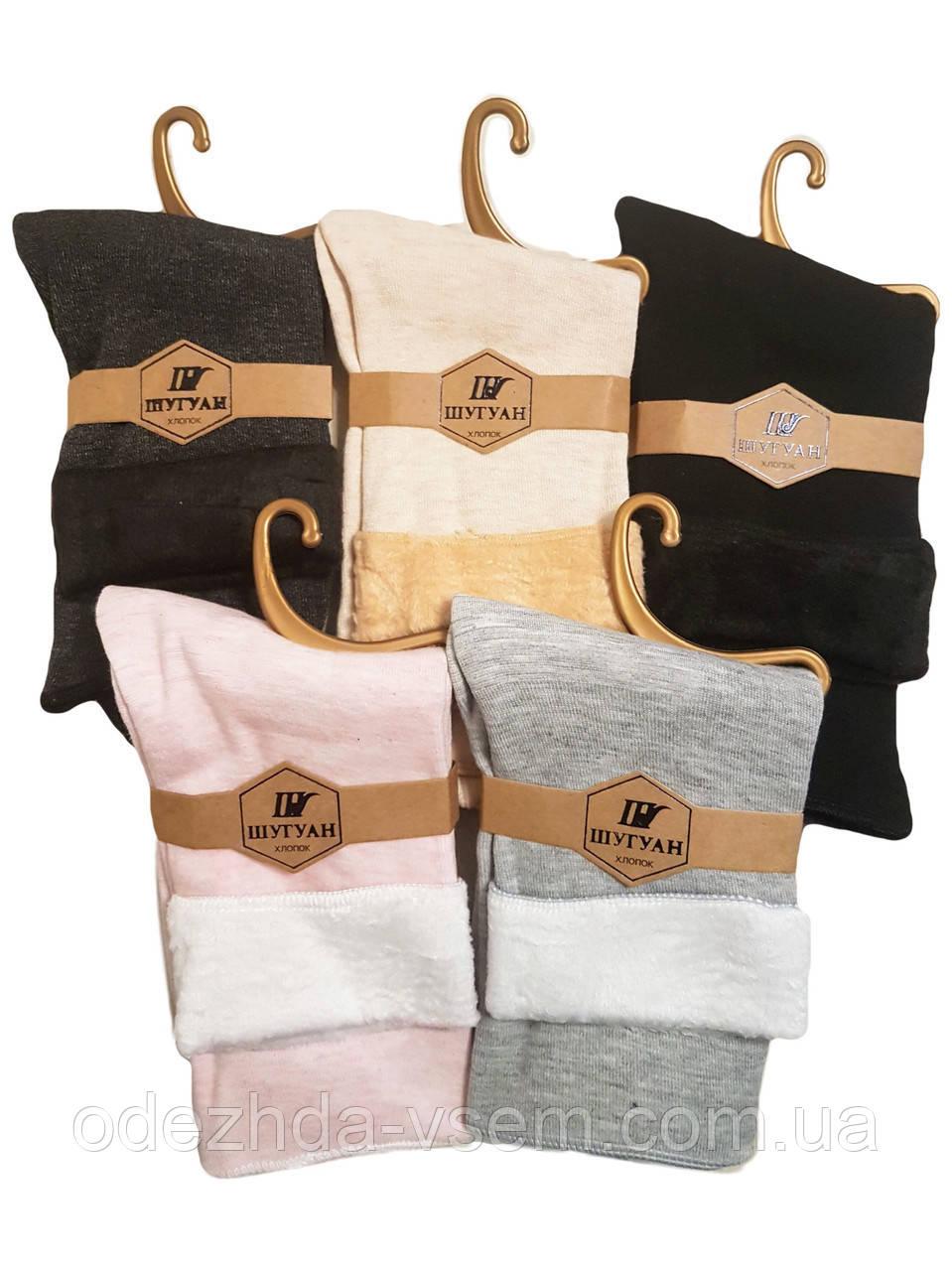 Шкарпетки На хутрі Унісекс 36-41