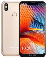 "Doogee BL5500 Lite gold 2/16 Gb, 6.19"", MT6739, 3G, 4G, фото 1"