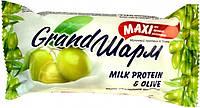 Мило Шарм 140г Молочний протеїн Оливка (4820195503102)