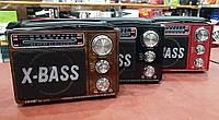 Радиоприёмник NNS NS-1371U + фонарь (USB / TF / FM / AM / SW), фото 1