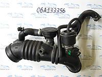 Патрубок интеркуллера VAG 06A133356
