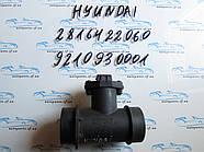 Воздухомер Hyndai Accent, 9210930001, 2816422060