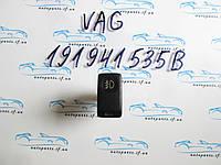 Кнопка противотуманки Golf 2 191941535b