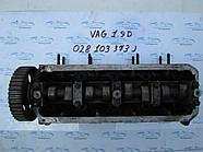 Головка блока VAG 1,9 D 028103373j