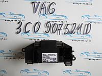 Резистор печки Октавия А5, Пассат Б6 Octavia A5, Passat B6 3C0907521D
