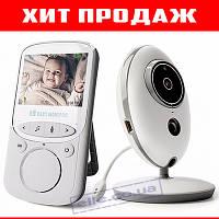 Беспроводная цифровая видеоняня (радионяня) VB605 с режимом ночного видения и термометром! (видео радио няня)