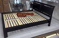 Деревянная кровать любой цвет по Ral ясень
