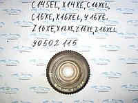 Шкив коленвала Opel 1.6, 1.4 16V, Z16XE, X14XE, 90502115