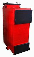 """Шахтный котел Energy Wood длительного горения с фронтальной загрузкой """"Люкс"""" 50 кВт"""