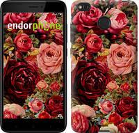 """Чехол на Xiaomi Redmi 4X Цветущие розы """"2701c-778-16700"""""""