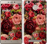 """Чехол на Xiaomi Redmi 3s Цветущие розы """"2701c-357-16700"""""""