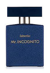 Faberlic Туалетная вода для мужчин Mr. 50 мл Incognito арт 3249