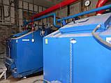 Промисловий твердопаливний котел-утилізатор 150 Квт KW-GSN, фото 4