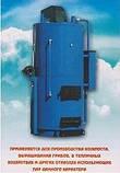 """Парогенератор """"Ідмар"""" Котел , який працює на всіх видах твердого палива, для виробництва пари, фото 2"""