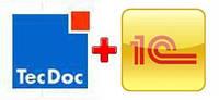 Программа 1С. TecDoc и 1С