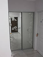 Гардеробная комната из ДСП под заказ