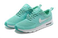 Кроссовки Nike Air Max Thea женские в бирюзовом цвете, фото 1