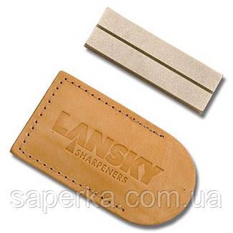 Точилку Для Ножей Lansky Pocket Stone Diamond LNLDPST, фото 2