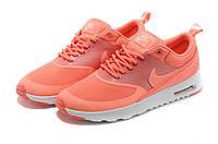 Кроссовки Nike Air Max Thea женские в розовом цвете, фото 1