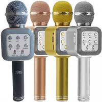 Беспроводной микрофон для караоке WS-1818 с функцией изменения голоса, фото 1