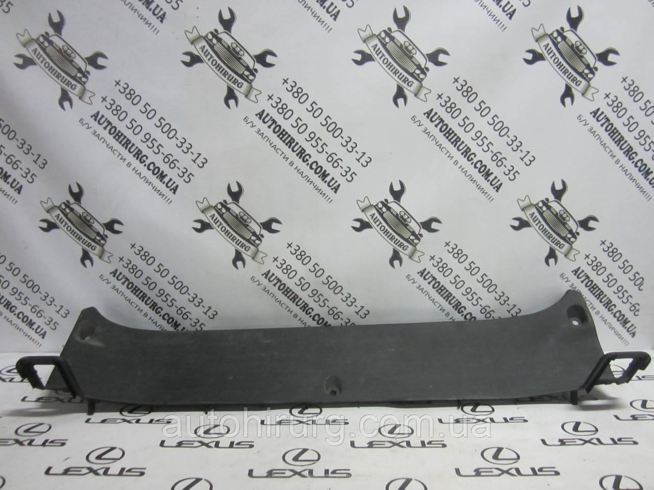 Накладка крышки багажника (замка) Lexus GS300 (58387-30170), фото 1
