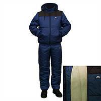 Зимний спортивный костюм большого размера