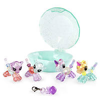 Twisty Petz Набор 4 браслета-минипитомца Единороги и Котята Babies 4-Pack Unicorns and Kitties