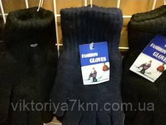 """Перчатки мужские двойные """"Gippi"""" RS1-176"""