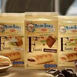 Mulino Bianco Flauti Stracciatella бисквиты, фото 2