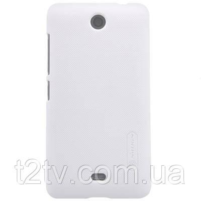 Чехол для моб. телефона NILLKIN для Microsoft Lumia 430 - Super Frosted Shield (белый) (6236863)