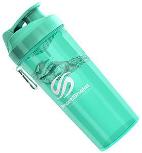 Шейкер SmartShake Lite 1000 ml turquoise glossy