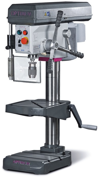 Сверлильный станок Optidrill B24H повышенного класса точности (220 B)