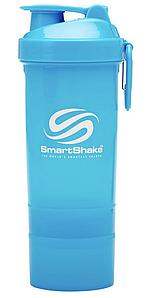 Шейкер SmartShake Original2Go 800 ml neon blue
