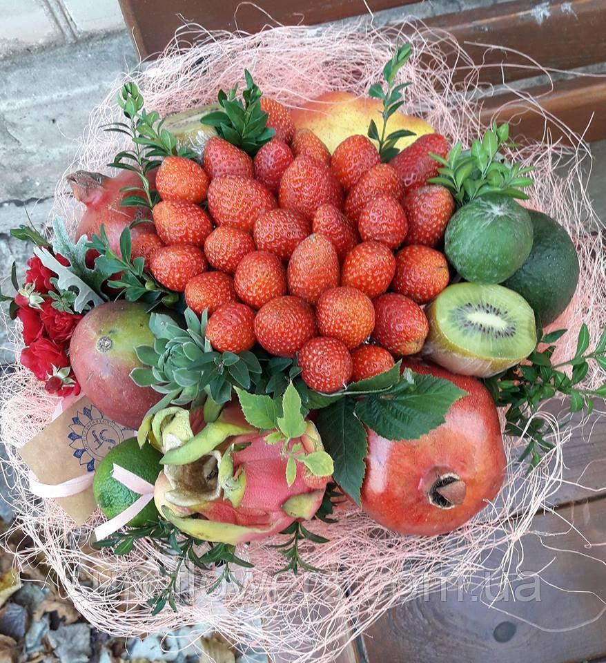 Букет  экзотических вкусностей (авокадо,манго,