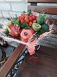 Букет  экзотических вкусностей (авокадо,манго,, фото 2