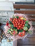 Букет  экзотических вкусностей (авокадо,манго,, фото 3