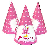 Ковпачки Принцеса сердечка (5шт)