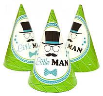 Ковпачки Little man (5шт)
