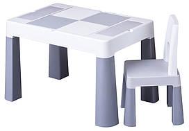Стіл і стілець Tega Multifun Eco MF-004 106 gray