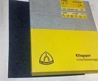 Наждачный лист Р100 Клингспор 230/280 среднее зерно, фото 1