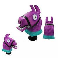 Masks маска  Llama фиолетовая Фортнайт Fortnite КМ 64.10