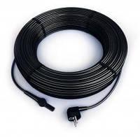 Нагревательный кабель DAS-30 W/m HEMSTEDT со встроенным термостатом, фото 1