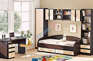 Мебель в детскую комнату- Софт ДЧ-4102