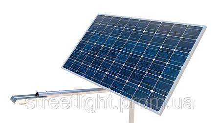 Уличное освещение на солнечных батареях, фото 2