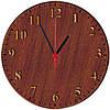"""настенные часы МДФ круглые, """"Текстура дерева"""" 2 вида, фото 2"""