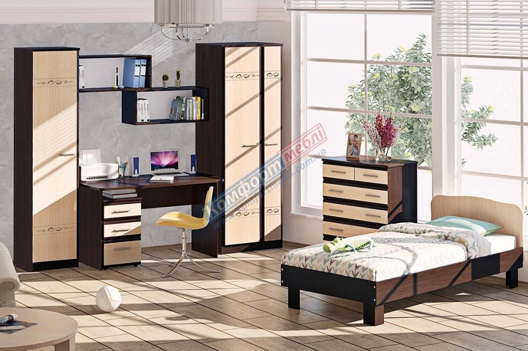 Мебель в детскую / подростковую комнату - Софт ДЧ-4101
