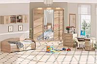 Мебель для детской/ подростковой комнаты- Софт ДЧ-4104