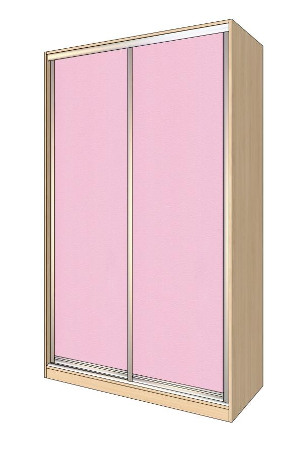 Двери раздвижные для шкафа купе ЛДСП